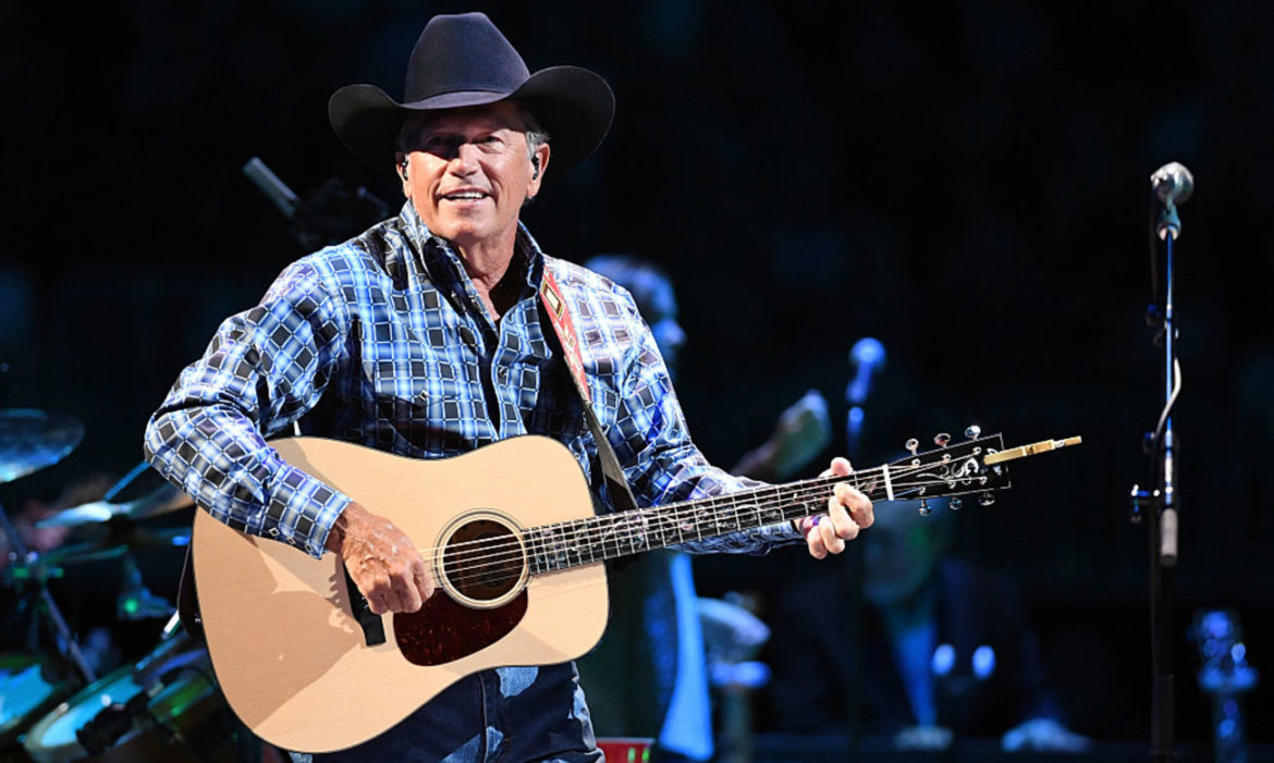 watch-george-strait-performs-amarillo-by-morning-iconic-return-texas-oldest-dancehall