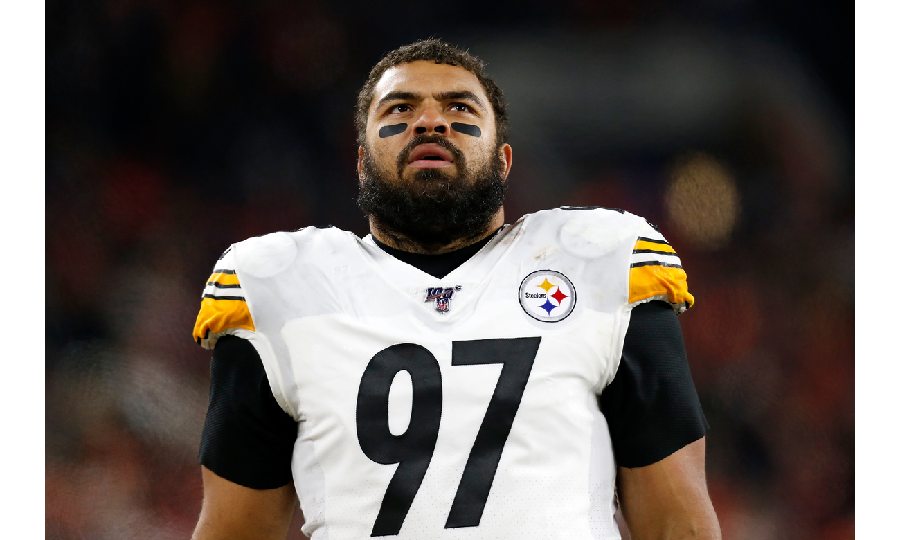 Pittsburgh Steelers Star Cam Heyward Honors Father Craig with Latest 'My Cause, My Cleats'