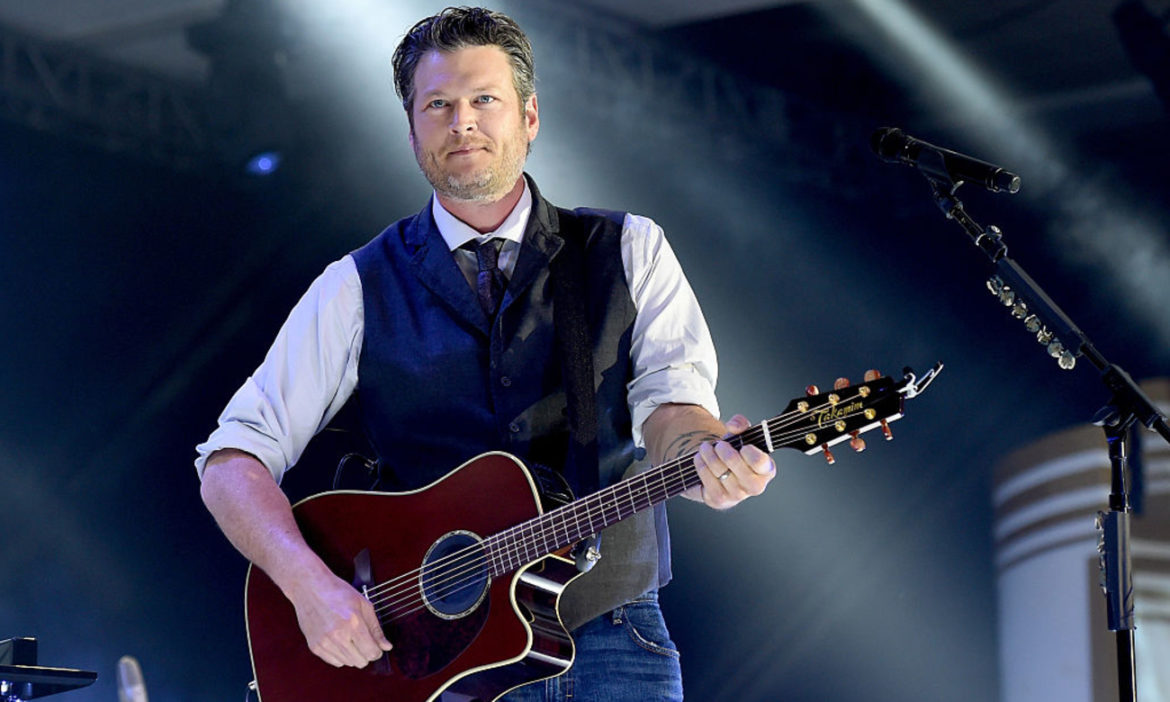 country-throwback-blake-shelton-honors-late-troy-gentry-with-over-you-performance-in-2019