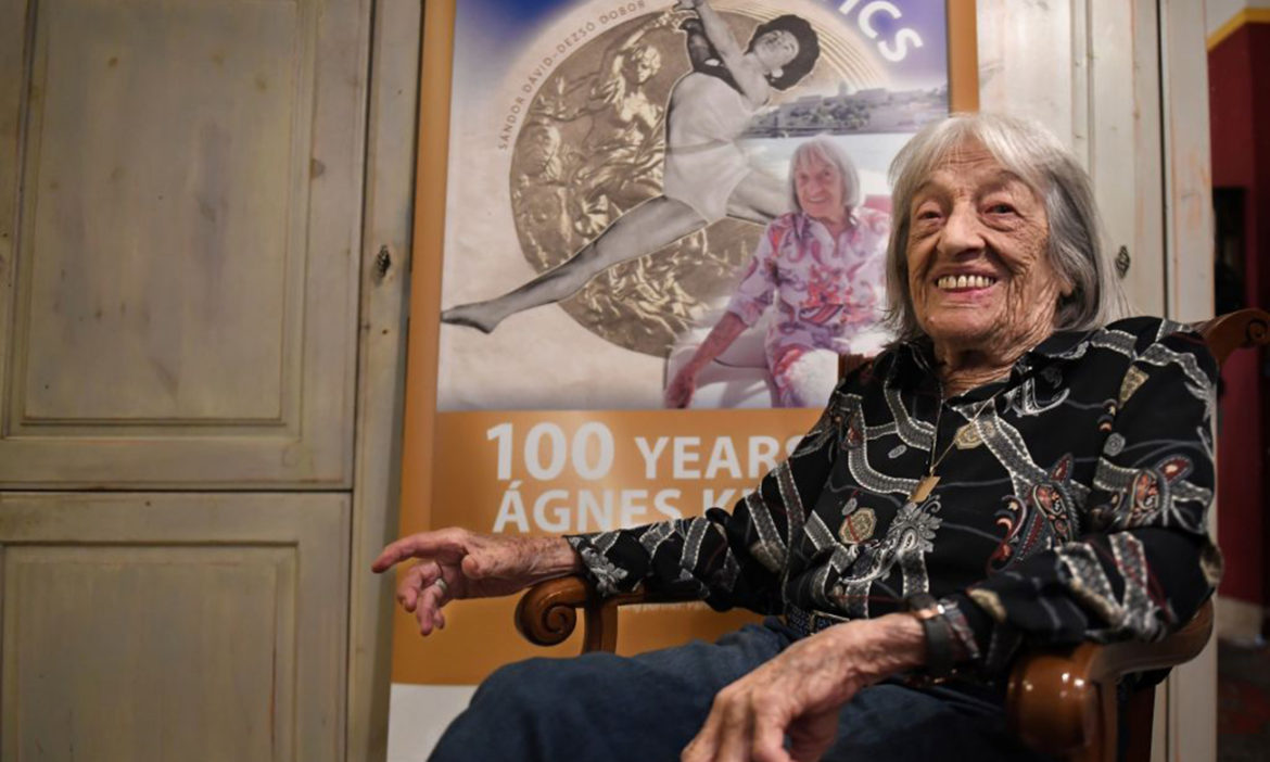 meet-agnes-keleti-holocaust-survivor-and-oldest-surviving-olympic-champion