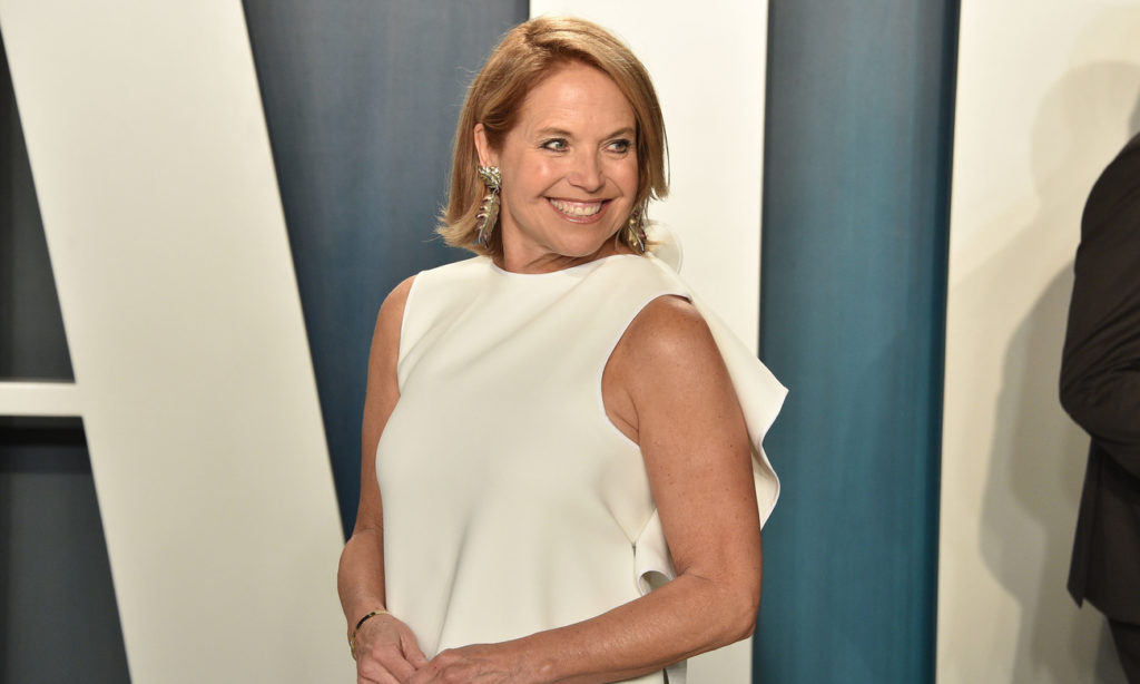Katie Couric to take Alex Trebek's place as interim host for Jeopardy!