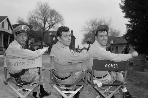 'Andy-Griffith-Show'-Two-Actors-Starred-on-Radio-Version-of-'Gunsmoke'