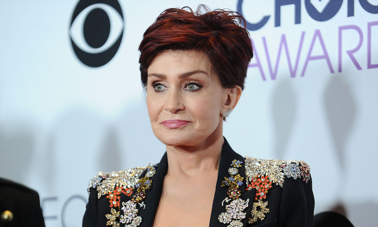 Sharon Osbourne S Words On The Talk Launches Internal Review At Cbs