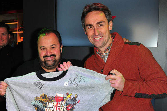 american-pickers-looking-back-frank-fritz-mike-wolfe-strangest-finds-together